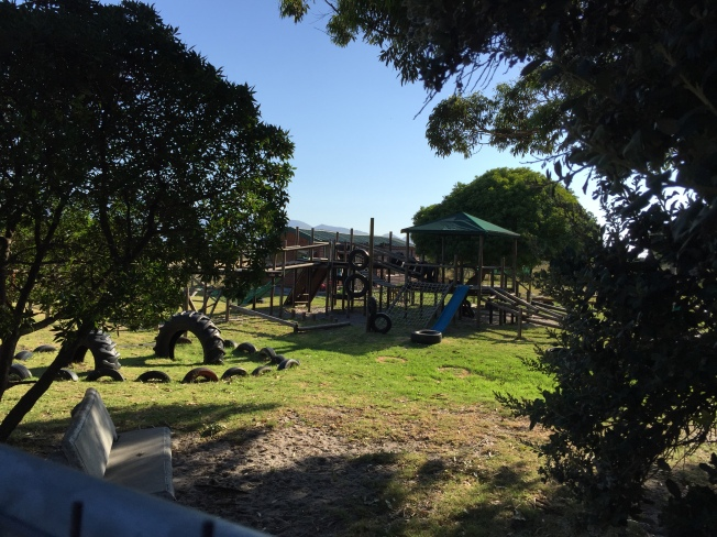 The playground at Kommetjie Pre Primary